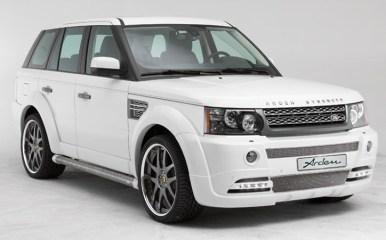 Actualiza el aspecto de tu Range Rover gracias a Arden