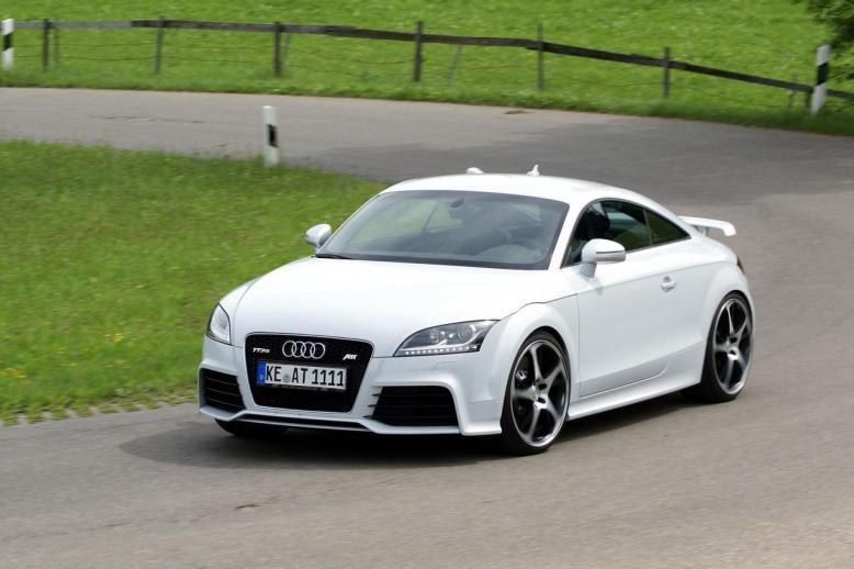 ABT se atreve con los Audi TT-RS y TT-RS Plus