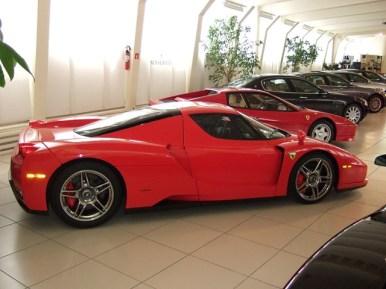 A la venta el Ferrari Enzo de Michael Schumacher