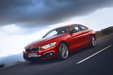 Oficial: BMW Serie 4 Coupe