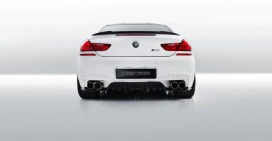 Vorsteiner presenta su paquete de mejoras para el BMW M6