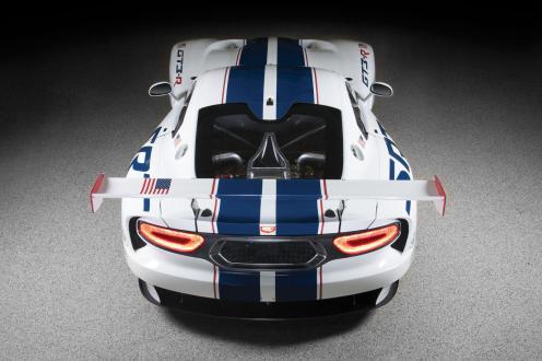 SRT Viper GT3-R, el Viper definitivo