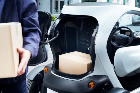 Renault Twizy Cargo, para profesionales