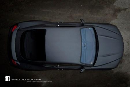 Bentley Continental GT por Vilner
