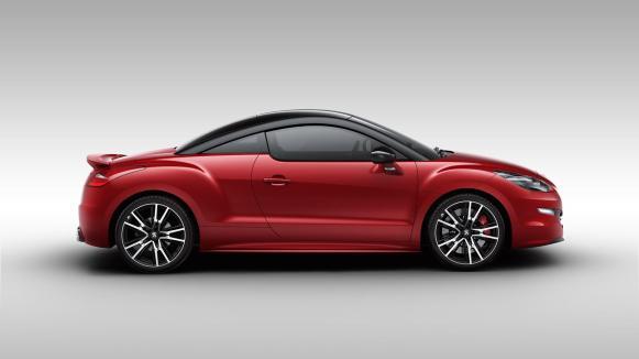 Peugeot RCZ-R de producción, aquí lo tienes