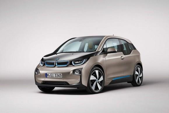 Entregadas las primeras unidades del BMW i3