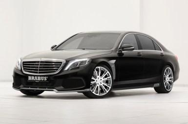 730 caballos para el Mercedes Clase S de Brabus