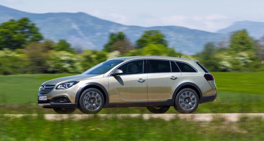 Opel Insignia Country Tourer: llega la nueva variante campera