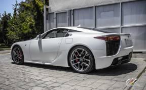 Lexus LFA a la venta