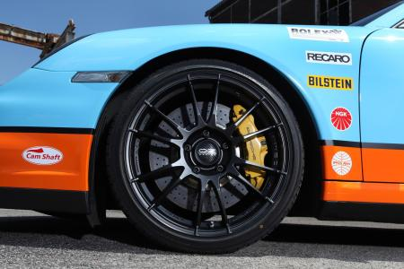 Porsche 911 Turbo por Cam Shaft