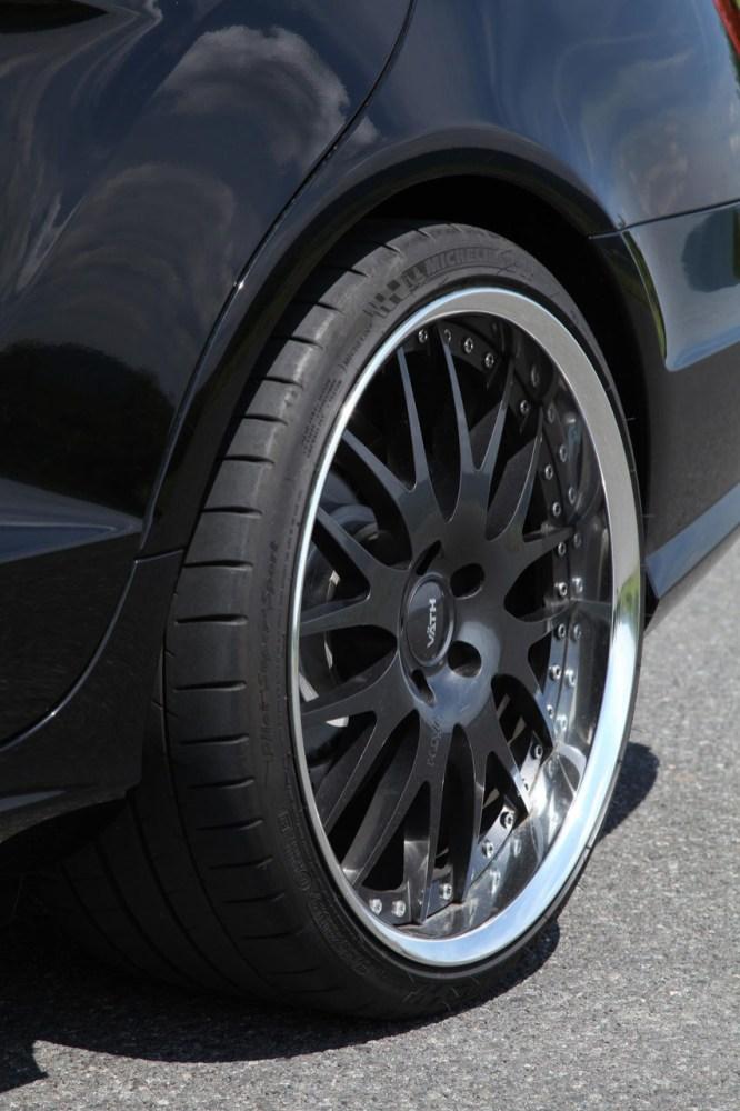 Mercedes CLS63 AMG Shooting Brake por Väth
