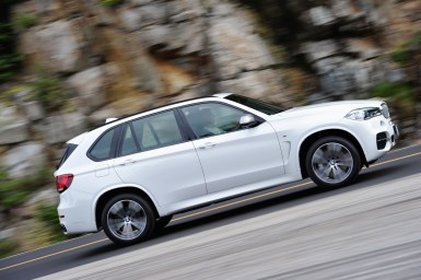 BMW X5 M50d, de nuevo disponible en España