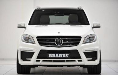 Brabus B63S-700 Widestar