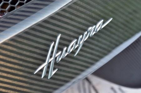 Pagani ya tiene listo su Huayra para Estados Unidos