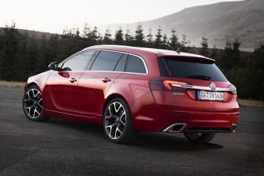 Opel Insignia OPC 2013: destino a Fráncfort