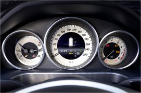 Mercedes E200 NGD