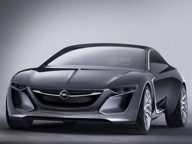 Opel Monza Concept: ya es oficial