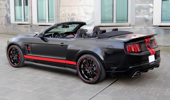 Shelby GT500 Super Venom Edition por Anderson Germany