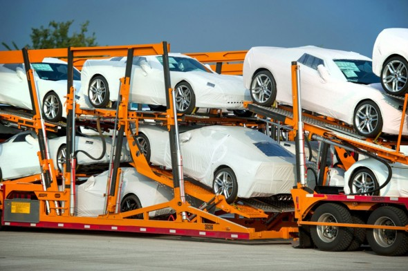 Chevrolet comienza a entregar los primeros C7 Stingray