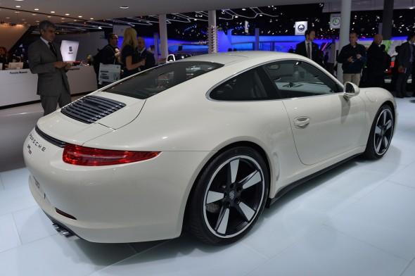 Fráncfort 2013: Porsche 911 50 Aniversario