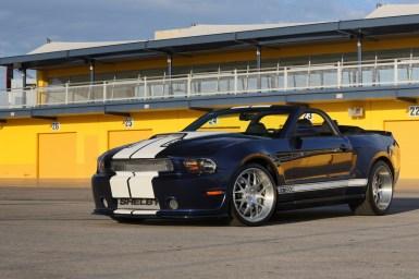 A subasta el primer Shelby GT350 de la historia