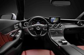 Mercedes Clase C 2014, aquí tienes las imágenes de su interior