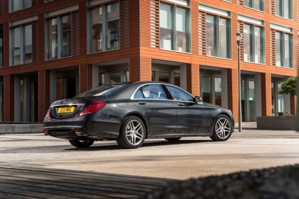 Mercedes Clase S, todo un éxito de ventas