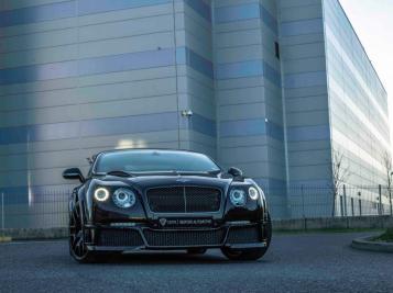 Onyx Concept nos muestra su peculiar Bentley GTX
