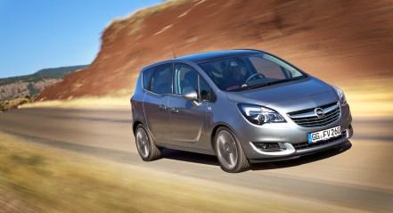 Opel Meriva 2014: novedades estéticas y nuevo 1.6 CDTi