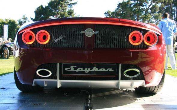 Lotus será la encargada de suministrar motores V6 a Spyker