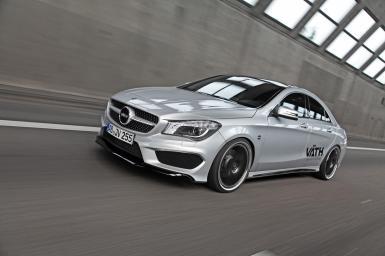 Mercedes CLA por Väth