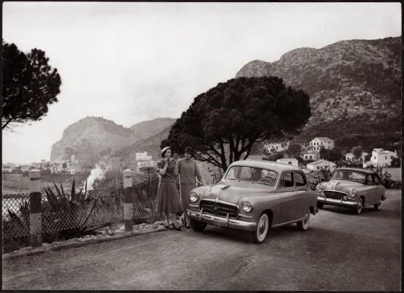 60 años del primer coche de SEAT, el 1400 1