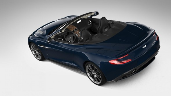 Aston Martin Vanquish Volante Neiman Marcus Edition 3