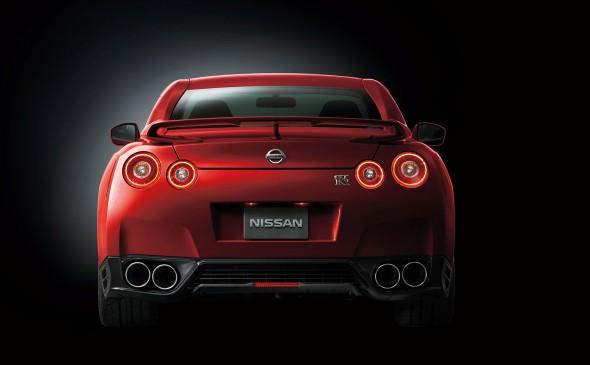 El Nissan GT-R también recibirá un lavado de cara 2