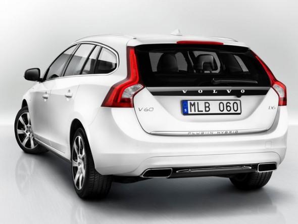 El Volvo V60 Plug-in Hybrid llega a España 2