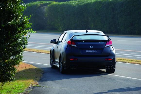 Honda Civic Type R 2015: más detalles sobre el nuevo compacto deportivo 1