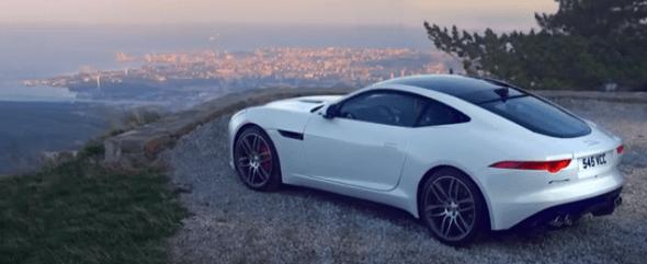 Jaguar Type-F R Coupé, ahora en vídeo 1