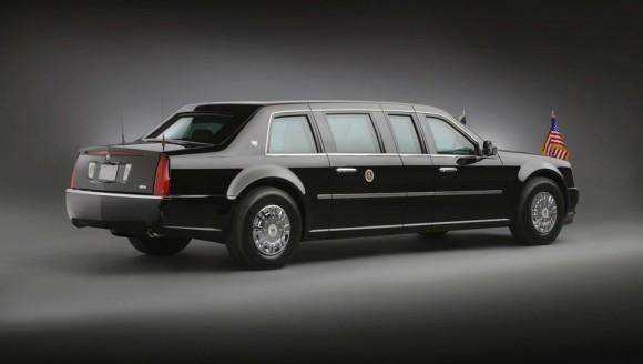 La bestia: el coche presidencial de Barack Obama 3