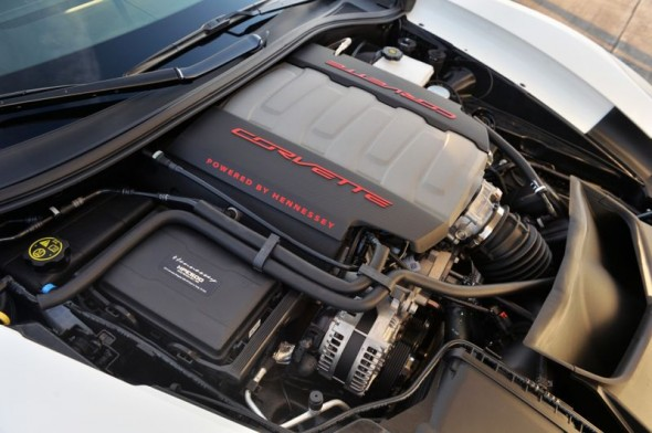 Oficial: Hennessey Performance Corvette C7 Stingray 2