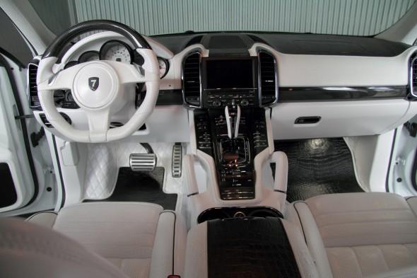 Porsche Cayenne por Anderson Germany 2