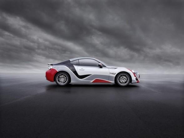 Toyota nos presenta el nuevo TMG GT86 CS-R3 2
