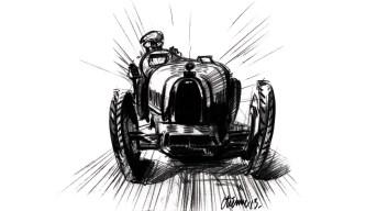 """Bugatti presenta el nuevo Bugatti Legend """"Meo Constantini"""""""