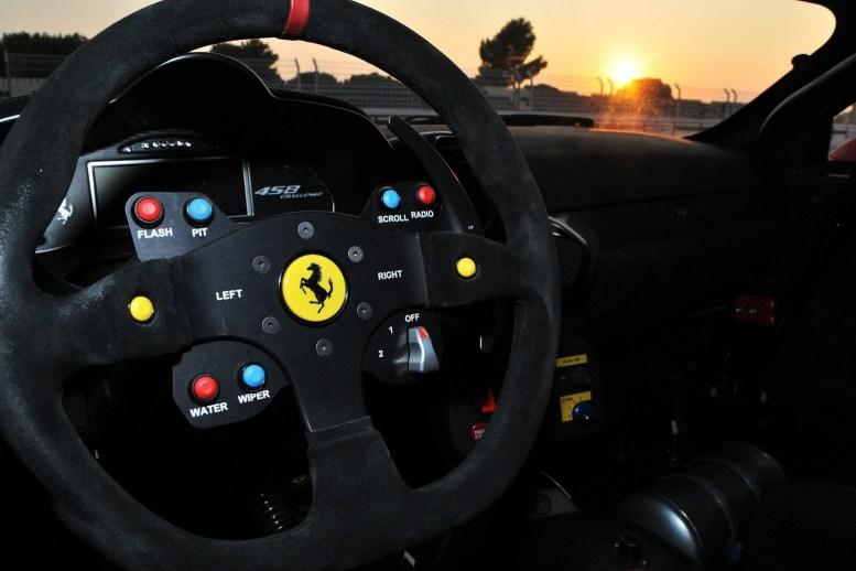 Racing One se atreve con el Ferrari 458 Challenge