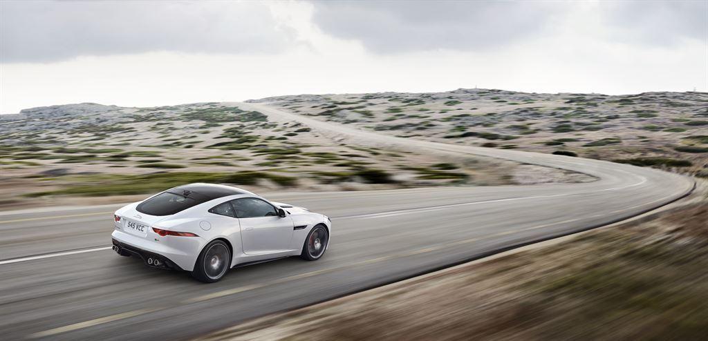 Jaguar F-Type Coupé, nunca una elección fue tan difícil