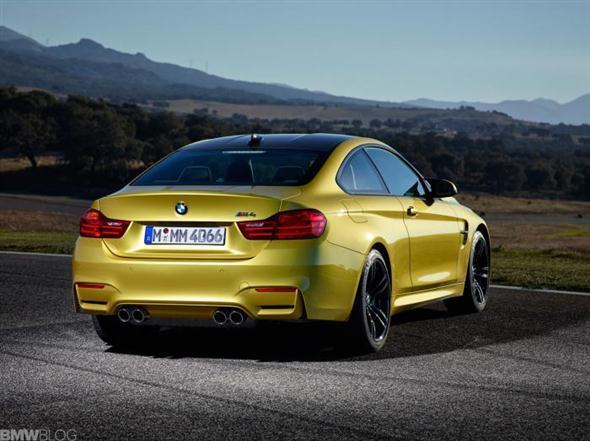¡Filtrados! Primeras imágenes del BMW M3 y BMW M4 1