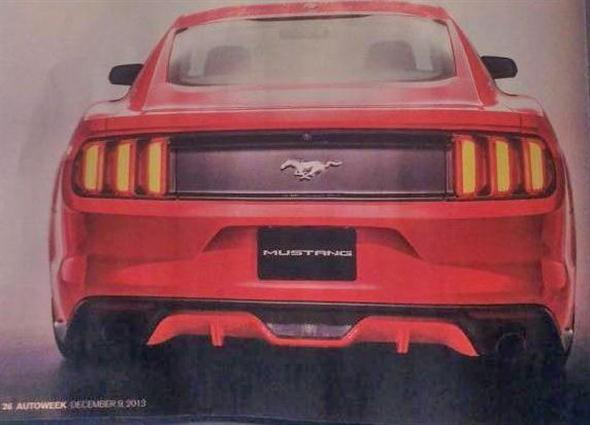 ¿Filtrado? 2015 Ford Mustang 1