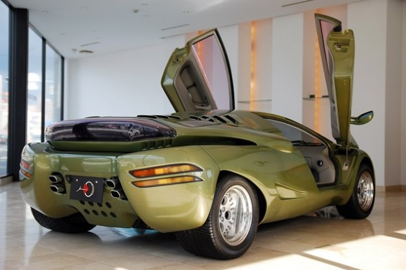 A la venta un Lamborghini Sogna por 2.4 millones de euros 2