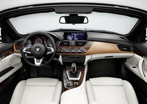 BMW Z4 Pure Fusion Design: Un interior más premium 1