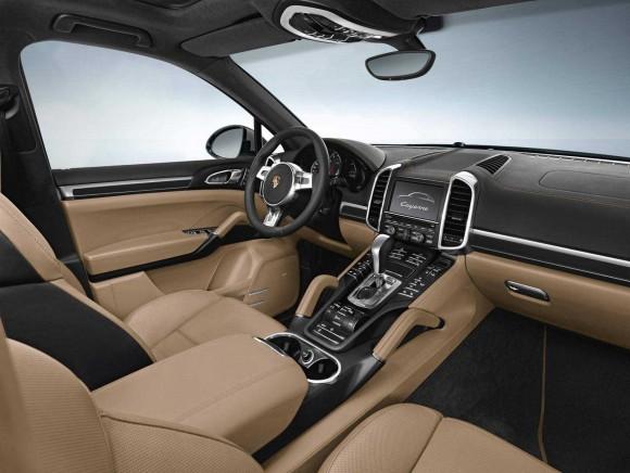 Porsche presenta el Cayenne Platinum Edition 2