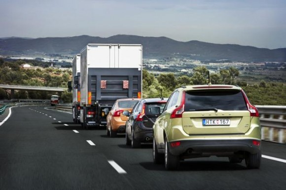 Volvo prepara la primera prueba de conducción autónoma a gran escala del mundo 3